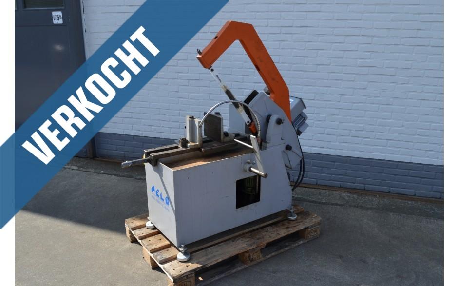 OCC-19-022 | GEBRUIKTE BEUGELZAAGMACHINE RAIM KM270,   2.2KW 400V [H&W]